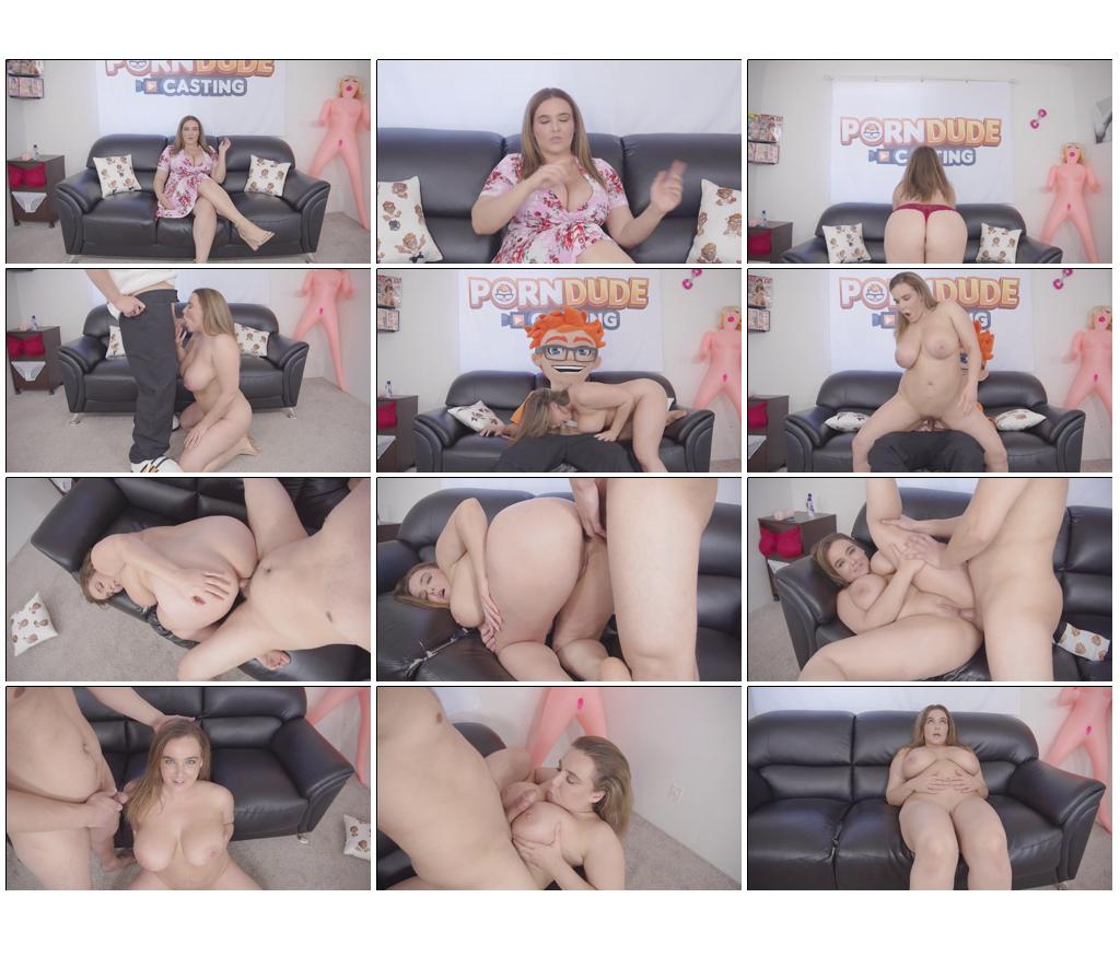 [09.17] [MP4/ 743M]Natasha Nice - PornDudeCasting